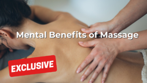 Mental Benefits of Massage