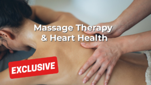 Massage Therapy & Heart Health