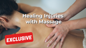 Healing Injuries with Massage